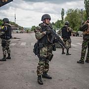 trupele ucrainene avanseaza catre donetk unde insurgentii si-au regrupat fortele