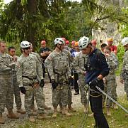 curs de pregatire pentru cadetii americani