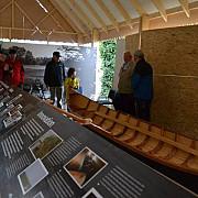 lotca lipoveneasca mesagerul deltei dunarii la un festival de turism din germania