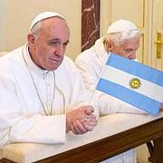 finala campionatului mondial papa benedict al xvi lea vs papa francisc