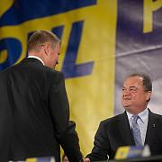 statutul partidului rezultat din fuziunea pnl-pdl a fost finalizat