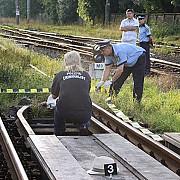 accident tragic de tren la campina un barbat si-a pierdut viata