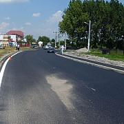 350 de metri de asfalt inaugurati la barcanesti
