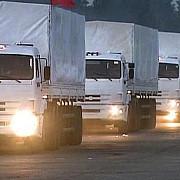 camioanele lui putin incep sa se intoarca in rusia
