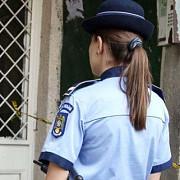 politista injunghiata intr-un autobuz