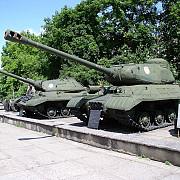 rebelii rusi au furat un tanc t54 de la muzeu pentru a-l folosi in lupta