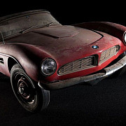 bmw va restaura modelul 507 roadster care i-a apartinut lui elvis presley