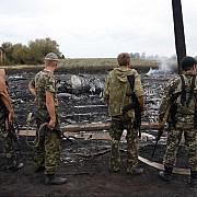 kiev separatistii rusi au instalat mine in zona prabusirii avionului malaezian