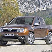 duster pick-up va fi fabricat dar nu in romania