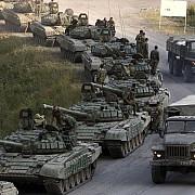 rusia a suplimentat efectivele militare la granita cu ucraina