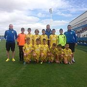 capul sus copii fotbalul inseamna si dezamagire nu doar succes
