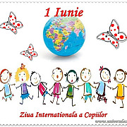 de ce este ziua copilului la 1 iunie