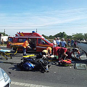 accident tragic pe dn1 la posada