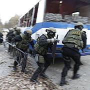 confruntari intense intre armata si separatistii rusi la slaviansk
