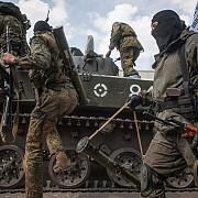 separatistii pro-rusi au ocupat puncte de frontiera intre ucraina si rusia