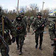 kievul preia controlul in peste 20 de orase din estul ucrainei