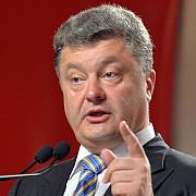 petro porosenko a fost investit in functia de presedinte al ucrainei