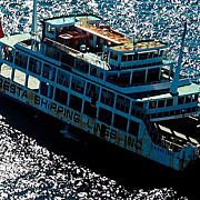 un roman a murit la bordul unui feribot francez