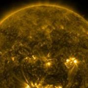 avertismentul nasa eruptii solare puternice