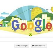 google marcheaza debutul cupei mondiale din brazilia