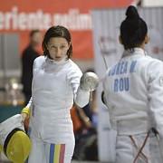 echipa feminina de spada s-a calificat in finala europenelor de la strasbourg