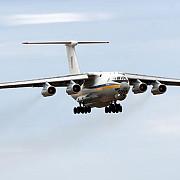 un avion militar ucrainean cu 49 de persoane la bord a fost doborat