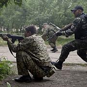 lupte grele in estul ucrainei soldatii rusi probabil implicati in conflict