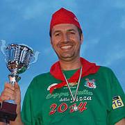 un roman a batut italienii la pizza - locul doi la campionatul european de pizza