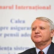 fostul ministru al muncii marian sarbu a fost avizat prim-vicepresedinte al asf