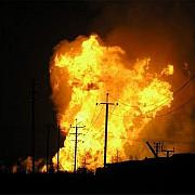 explozie la un gazoduct care alimenteaza europa