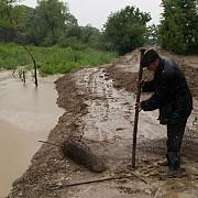 primele probleme in prahova din cauza precipitatiilor