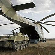 sua rusia a pregatit tancuri si artilerie pentru a le livra insurgentilor din ucraina