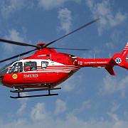 doua elicoptere noi pentru interventii medicale de urgenta