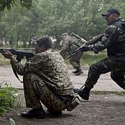 ucraina luptele continua in pofida intrarii in vigoare a unui armistitiu unilateral