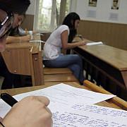 elevii sustin luni prima proba din evaluarea nationala 2014