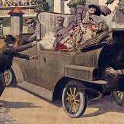 100 de ani de la un asasinat politic si pretextul conflagratiei mondiale