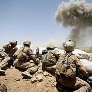 baza romaneasca din kandahar atacata cu rachete in timpul vizitei premierului ponta