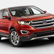 ford edge noul suv global al producatorului