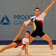 gimnastii romani au castigat trei medalii de aur la mondialele de aerobica