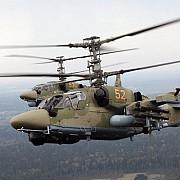 rusia face exercitii cu elicoptere de atac la granita cu statele baltice