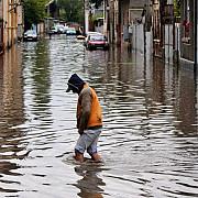 cinci localitati din patru judete au fost afectate de inundatii