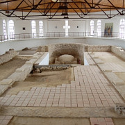 tulcea monumentul paleocrestin de la niculitel
