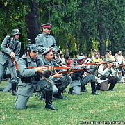 jocuri de razboi la muzeul militar national