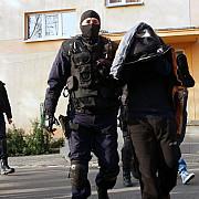 traficant prins de politistii bcco cu doua kilograme de cannabis