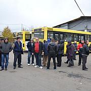 sindicalistii de la ratp in vizita la primarul badescu