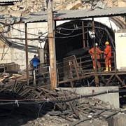explozie urmata de incendiu intr-o mina din turcia peste 200 de morti si 400 blocati in subteran