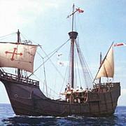 nava santa maria a lui cristofor columb descoperita in largul insulei haiti
