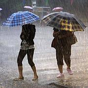 codul galben de ploi va fi ridicat
