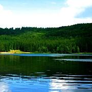 lacul galcescu minunea din muntii parang