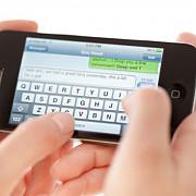 un tanar din brazilia este noul detinator al recordului pentru cel mai rapid mesaj scris pe telefonul mobil